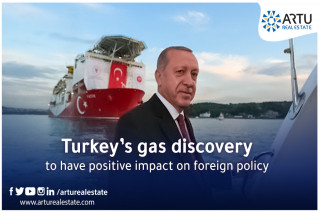Turkey's gas discovery to have positive impact on foreign policy